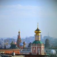 Москва :: Ольга Беляева