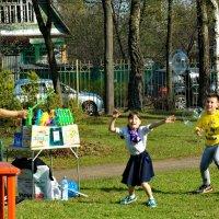 Первое мая в Малаховке. :: Олег Пучков