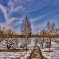 Борисово, Борисовские пруды :: Юлия Смирнова