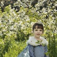 Принцесса весной :: Мария Климова