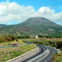 Вулкан Везувий! :: ирина