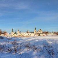 Иверский Богородицкий Святоозерский мужской монастырь :: Константин