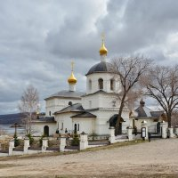 Храм Константина и Елены :: Леонид Иванчук