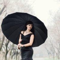 Дождливый день :: Елена Зудова