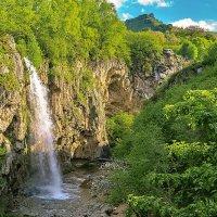 Медовые водопады :: Виктор Заморков