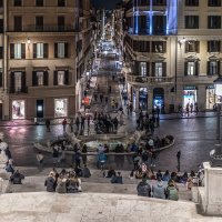 Piazza di Spagna Roma :: Konstantin Rohn