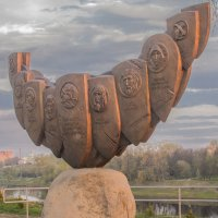 Памятник полоцким князьям. :: bajguz igor