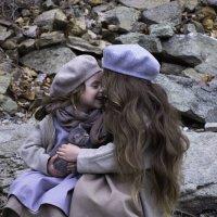 Две сестры. :: Светлана Бурлина