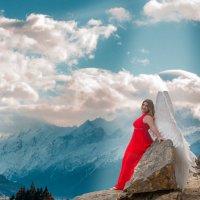 Ангел гор :: Anna Chepkova