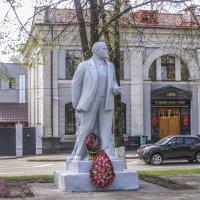 Ленин в Полоцке :: bajguz igor