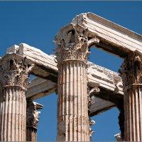 Храм Зевса Олимпийского. Афины :: Lmark