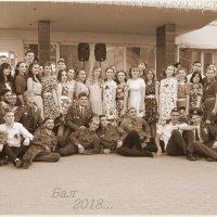 бал посвященный великой победе... :: Анна Шишалова