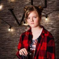 юная рокерша :: photographer Anna Voron