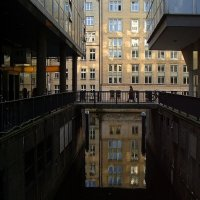 Hamburg. Am Neuer Wall... :: santana13