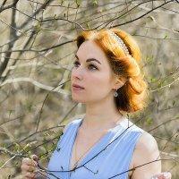 Весна :: Елена Зудова