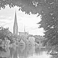 Hamburg. St. Gertrud Kirche. :: santana13