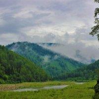 Хмурится погода :: Сергей Чиняев