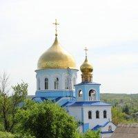 Церковь в поселке Боково- Платово. :: Владимир Усачёв