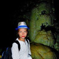 В пещере :: Валерий