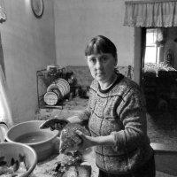 Переработка рыбы :: Светлана Рябова-Шатунова