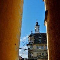 Заглянуть в средневековье...Ротенбург на Таубере... :: backareva.irina Бакарева