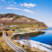 May day on lake Baikal :: Алексей Белик