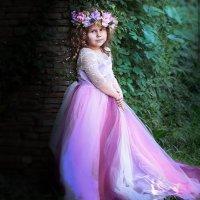 маленькая принцесса :: Олеся Циганок