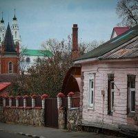 Старые улочки. :: Евгения Кирильченко