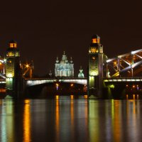 Мост Петра Великого :: skijumper Иванов