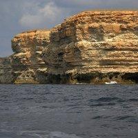 Морской пейзаж со скалами :: Vlad Сергиевич