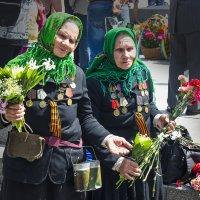 Бабушки-ветеранушки :: Тамара Бедай