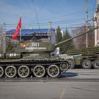 Т-34 :: Владимир Габов