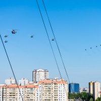 Над крышами Чертаново :: Алексей Озеров