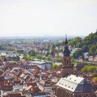 Heidelberg Германия :: Eleonora Kisinger