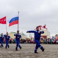 Равнение на знамя! :: Дмитрий Сиялов