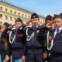 Бессмертный полк. Белгород. 9 мая, 2018 (4) :: Алла Григоренко