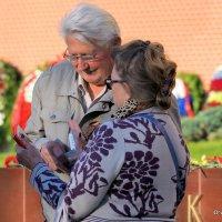 смотри, тебя внук поздравил :: Олег Лукьянов