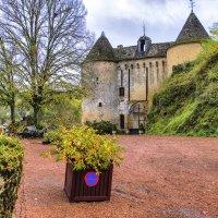 замок Гаржилесс-Дампьер (chateau de Gargilesse-Dampierre) :: Георгий