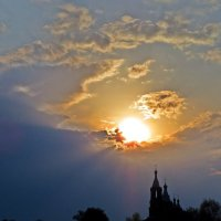 Да, будет Божий свет! :: Виталий Селиванов
