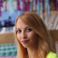 Вика. :: Александр Бабаев