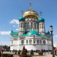 Успенский собор :: Вячеслав & Алёна Макаренины