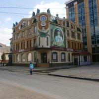 Ресторан Колчак :: Вячеслав & Алёна Макаренины