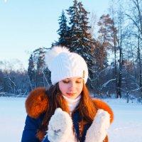 Душевная зима :: Надежда Журавкова