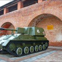 Выставка военной техники в Нижегородском Кремле :: Надежда