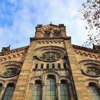 Церковь Тампль-Нёф :: Natali Positive