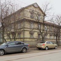 Старые дома Архангельска :: Алена Малыгина