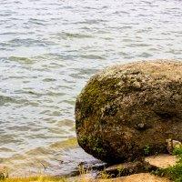 Камень у берега :: Светлана SvetNika17