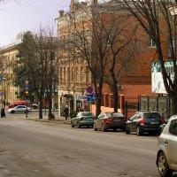 Городской сюжет... :: barsuk lesnoi