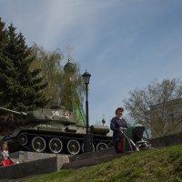 В Нижнем Новгороде :: Александра