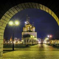 вход к Тульской Кремлью :: Георгий